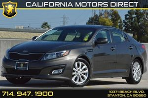 2014 Kia Optima EX Carfax 1-Owner - No AccidentsDamage Reported 4 Cylinders Air Conditioning