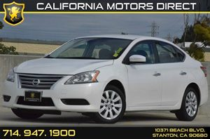 2013 Nissan Sentra S Carfax 1-Owner 4 Cylinders Air Conditioning  AC Audio  AmFm Stereo Au