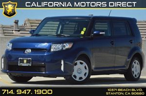 2013 Scion xB  Carfax 1-Owner - No AccidentsDamage Reported 4 Cylinders Air Conditioning  AC