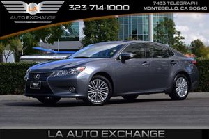 2014 Lexus ES 350  Carfax 1-Owner - No AccidentsDamage Reported  Nebula Gray Pearl - 22999
