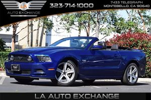 2014 Ford Mustang GT Carfax 1-Owner - No AccidentsDamage Reported 130 Amp Alternator 331 Axle