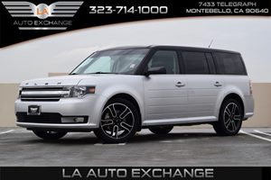 2014 Ford Flex SEL Carfax 1-Owner  Ingot Silver Metallic  We are not responsible for typograph