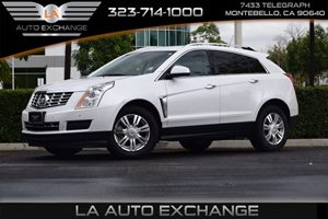 2014 Cadillac SRX Luxury Collection Carfax 1-Owner  White  We are not responsible for typograp