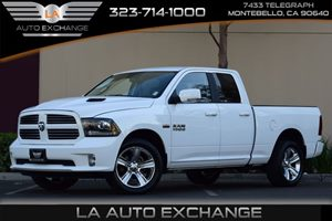 2014 Ram 1500 HEMI 57 Sport Carfax 1-Owner - No AccidentsDamage Reported 180 Amp Alternator 3