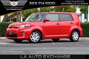 2013 Scion xB  Carfax 1-Owner  Absolutely Red  We are not responsible for typographical errors