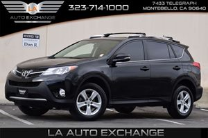 2013 Toyota RAV4 XLE Carfax 1-Owner Anti-Lock Brake System Abs -Inc Brake Assist Ba Electro