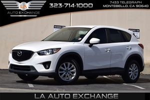 2014 Mazda CX-5 Touring Carfax 1-Owner 100 Amp Alternator 462 Axle Ratio Back-Up Camera Conve