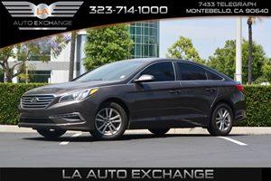2015 Hyundai Sonata 24L SE Carfax 1-Owner - No AccidentsDamage Reported  Brown  ---  157
