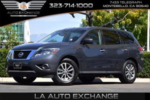 2014 Nissan Pathfinder S Carfax 1-Owner - No AccidentsDamage Reported 150 Amp Alternator 5577