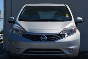 2014 Nissan Versa Note SV Carfax 1-Owner - No AccidentsDamage Reported  Brilliant Silver Metal