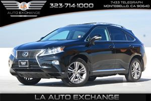 2015 Lexus RX 350  Carfax 1-Owner  Stargazer Black 3702 Per Month -ON APPROVED CREDIT---