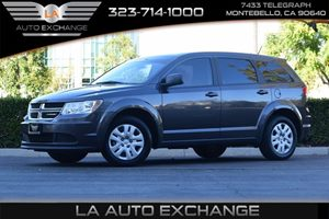 2015 Dodge Journey American Value Pkg Carfax 1-Owner  Gray  We are not responsible for typogra
