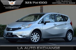 2015 Nissan Versa Note SV Carfax 1-Owner - No AccidentsDamage Reported 110 Amp Alternator 375