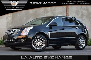 2013 Cadillac SRX Performance Collection Carfax Report - No AccidentsDamage Reported  Black Ic