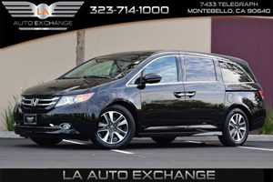 2014 Honda Odyssey Touring Elite Carfax 1-Owner - No AccidentsDamage Reported Airbag Occupancy S