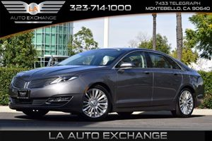 2014 Lincoln MKZ  Carfax 1-Owner 321 Axle Ratio Airbag Occupancy Sensor Convenience  Adjustab