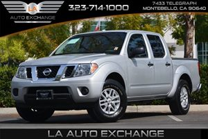 2016 Nissan Frontier SV Carfax 1-Owner  Brilliant Silver  We are not responsible for typograph