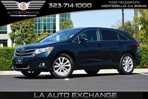 2014 Toyota Venza LE Carfax 1-Owner  Attitude Black 23543 Per Month -ON APPROVED CREDIT--