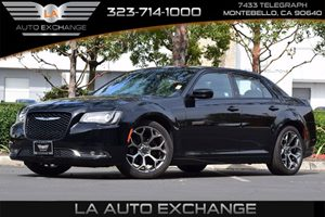 2016 Chrysler 300 300S Carfax 1-Owner  Black Forest Green Pearlcoat 307 Per Month -ON APPROVE