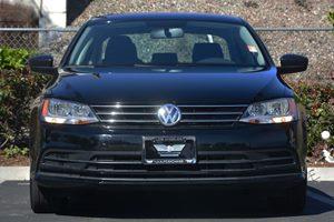 2015 Volkswagen Jetta Sedan 18T SE Carfax 1-Owner  Moonrock Silver Metallic -11499 1574