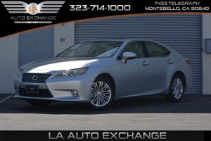 2014 Lexus ES 350  Carfax 1-Owner  Silver Lining Metallic 29436 Per Month -ON APPROVED CREDI