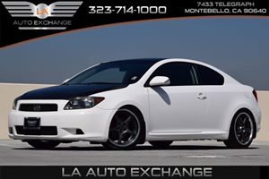2005 Scion tC  Carfax Report Convenience  Adjustable Steering Wheel Front Wheel Drive Fuel Cap