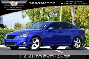 2012 Lexus IS 250  Carfax Report  Cerulean Blue Metallic  We are not responsible for typograph