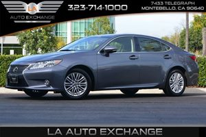 2014 Lexus ES 350  Carfax 1-Owner - No AccidentsDamage Reported  Nebula Gray Pearl 33228 Pe