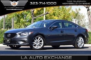 2014 Mazda Mazda6 i Touring Carfax 1-Owner  Meteor Gray Mica  We are not responsible for typog