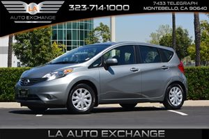 2014 Nissan Versa Note S Plus Carfax 1-Owner - No AccidentsDamage Reported  Magnetic Gray Meta