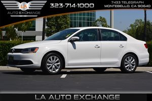 2014 Volkswagen Jetta Sedan SE wConnectivitySunroof Carfax 1-Owner - No AccidentsDamage Reporte