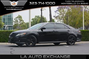 2011 Toyota Camry LE Carfax Report  Black 14911 Per Month -ON APPROVED CREDIT--- ---