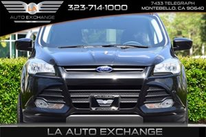 2015 Ford Escape SE Carfax Report - No AccidentsDamage Reported  Tuxedo Black  We are not res
