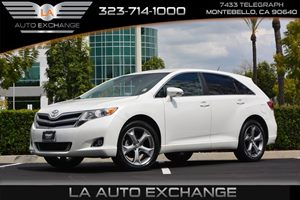 2014 Toyota Venza LE Carfax 1-Owner  White  We are not responsible for typographical errors A