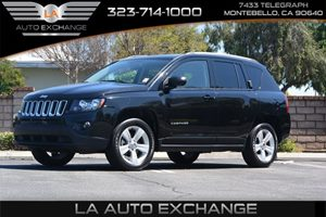 2016 Jeep Compass Sport Carfax 1-Owner - No AccidentsDamage Reported  Black Clearcoat   183