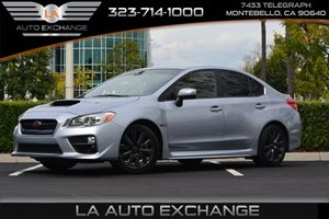 2016 Subaru WRX  Carfax 1-Owner - No AccidentsDamage Reported  Ice Silver Metallic  ---