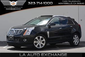 2014 Cadillac SRX Performance Collection Carfax 1-Owner - No AccidentsDamage Reported  Black I