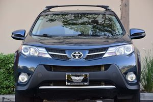 2014 Toyota RAV4 Limited Carfax 1-Owner - No AccidentsDamage Reported  Shoreline Blue Pearl