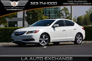 2014 Acura ILX  Carfax 1-Owner  Bellanova White Pearl 21594 Per Month -ON APPROVED CREDIT-