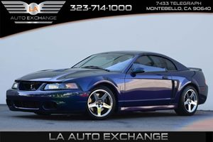 2004 Ford Mustang SVT Cobra Carfax Report - No AccidentsDamage Reported 3-Point Active Restraint