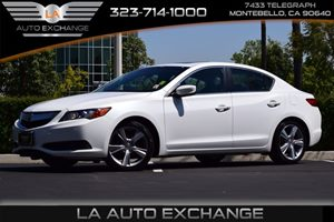 2014 Acura ILX  Carfax 1-Owner Air Conditioning  AC Audio  AmFm Stereo Audio  Auxiliary Au