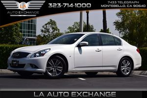 2015 INFINITI Q40  Carfax 1-Owner 130 Amp Alternator 336 Axle Ratio Airbag Occupancy Sensor C