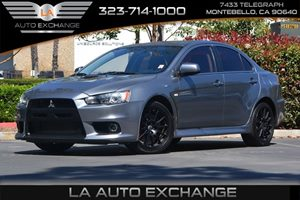 2013 Mitsubishi Lancer Evolution MR Carfax Report  Mercury Gray Pearl  We are not responsible