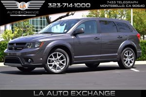 2015 Dodge Journey RT Carfax 1-Owner Audio  AmFm Stereo Audio  Auxiliary Audio Input Fuel E
