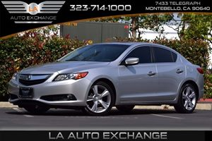 2013 Acura ILX Tech Pkg Carfax 1-Owner  Silver Moon Metallic  We are not responsible for typog