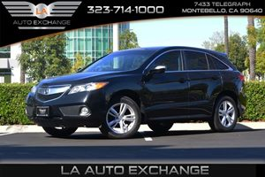 2013 Acura RDX Tech Pkg Carfax 1-Owner - No AccidentsDamage Reported  Crystal Black Pearl 28