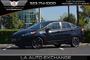 2015 Ford Fiesta SE Carfax 1-Owner - No AccidentsDamage Reported  Tuxedo Black 14911 Per Mo