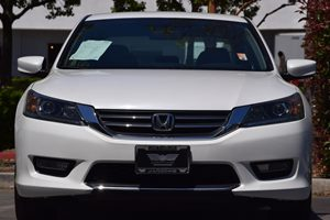 2015 Honda Accord Sedan Sport Carfax 1-Owner - No AccidentsDamage Reported Airbag Occupancy Sens
