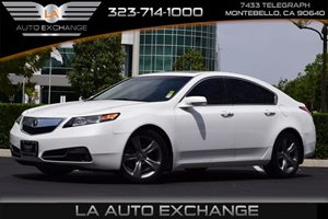 2013 Acura TL Advance Carfax 1-Owner  Bellanova White Pearl  We are not responsible for typogr