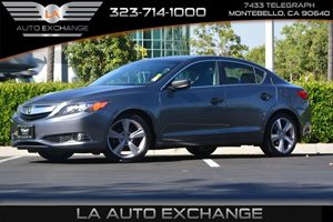 2014 Acura ILX Premium Pkg Carfax 1-Owner  Gray  We are not responsible for typographical erro